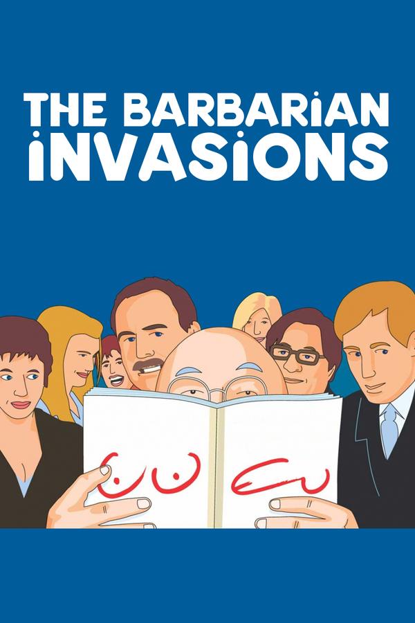 Invaze barbarů - Tržby a návštěvnost