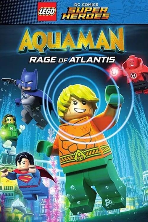 Lego DC Super hrdinové: Aquaman online