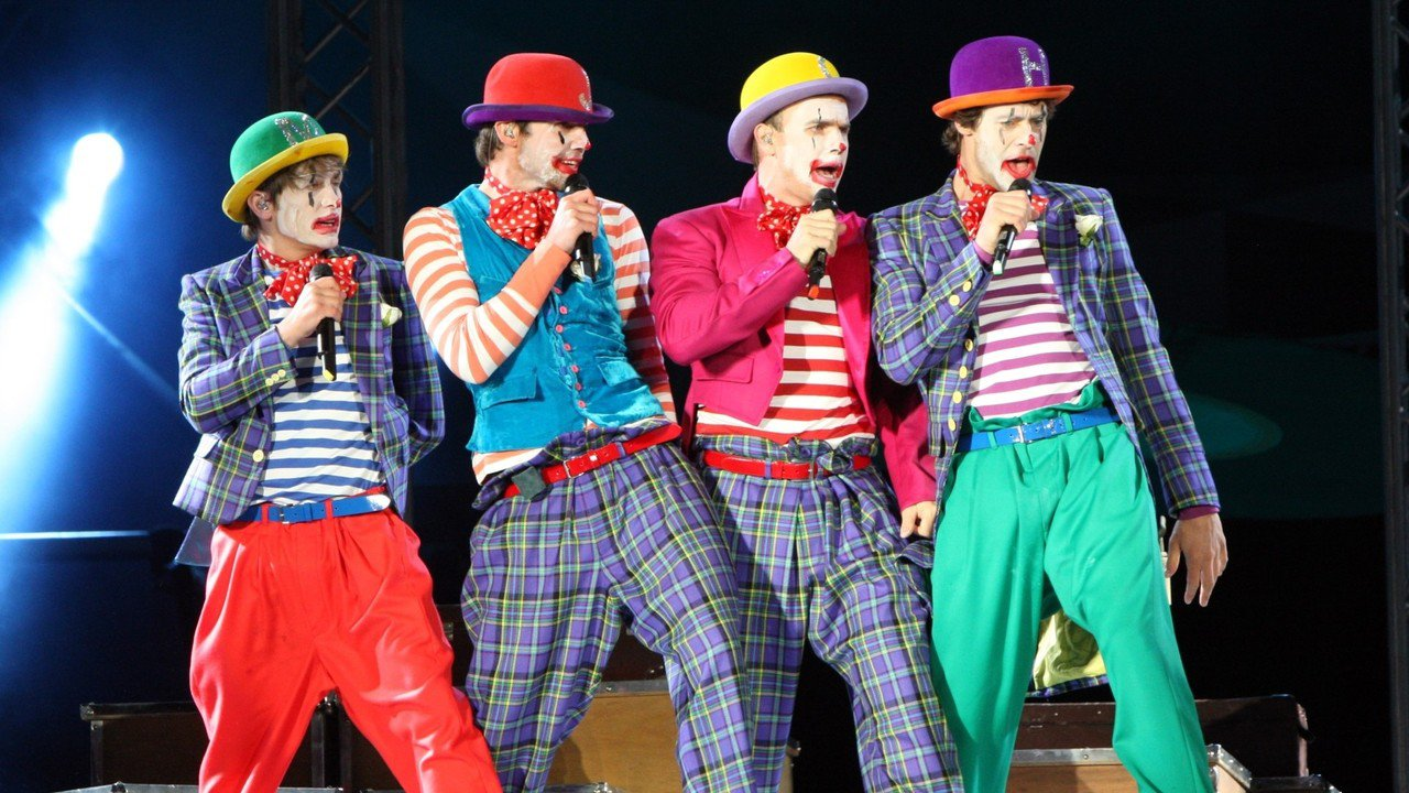 Take That: The Circus Live online