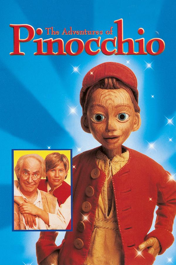 Pinocchiova dobrodružství online