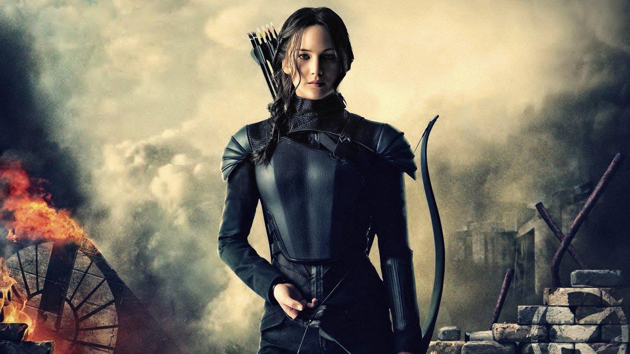 Hunger Games: Síla Vzdoru 1.část