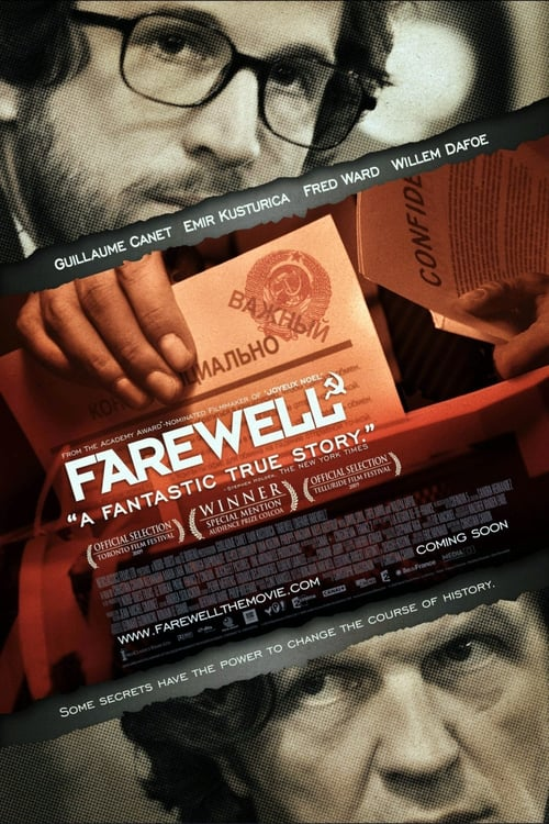 Krycí jméno: Farewell online