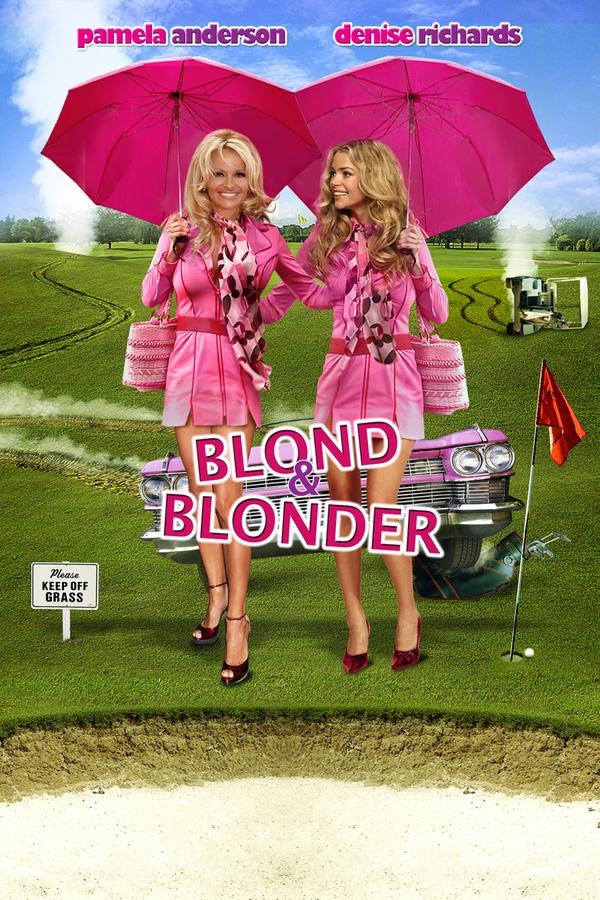 Blonďatá a blonďatější online