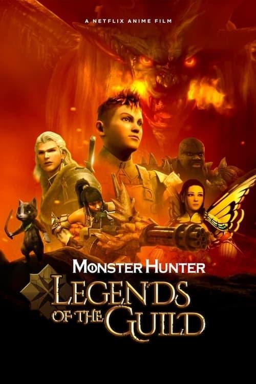 Lovec příšer: Legendy cechu online