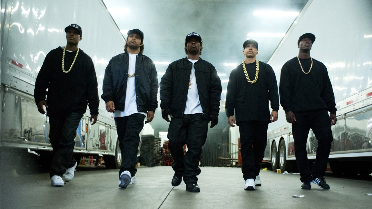 Rapeři z Comptonu - Tržby a návštěvnost