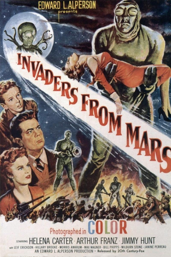 Invaders from Mars online