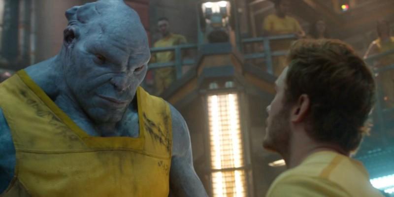 Nathan Fillion ve Strážcích Galaxie 2