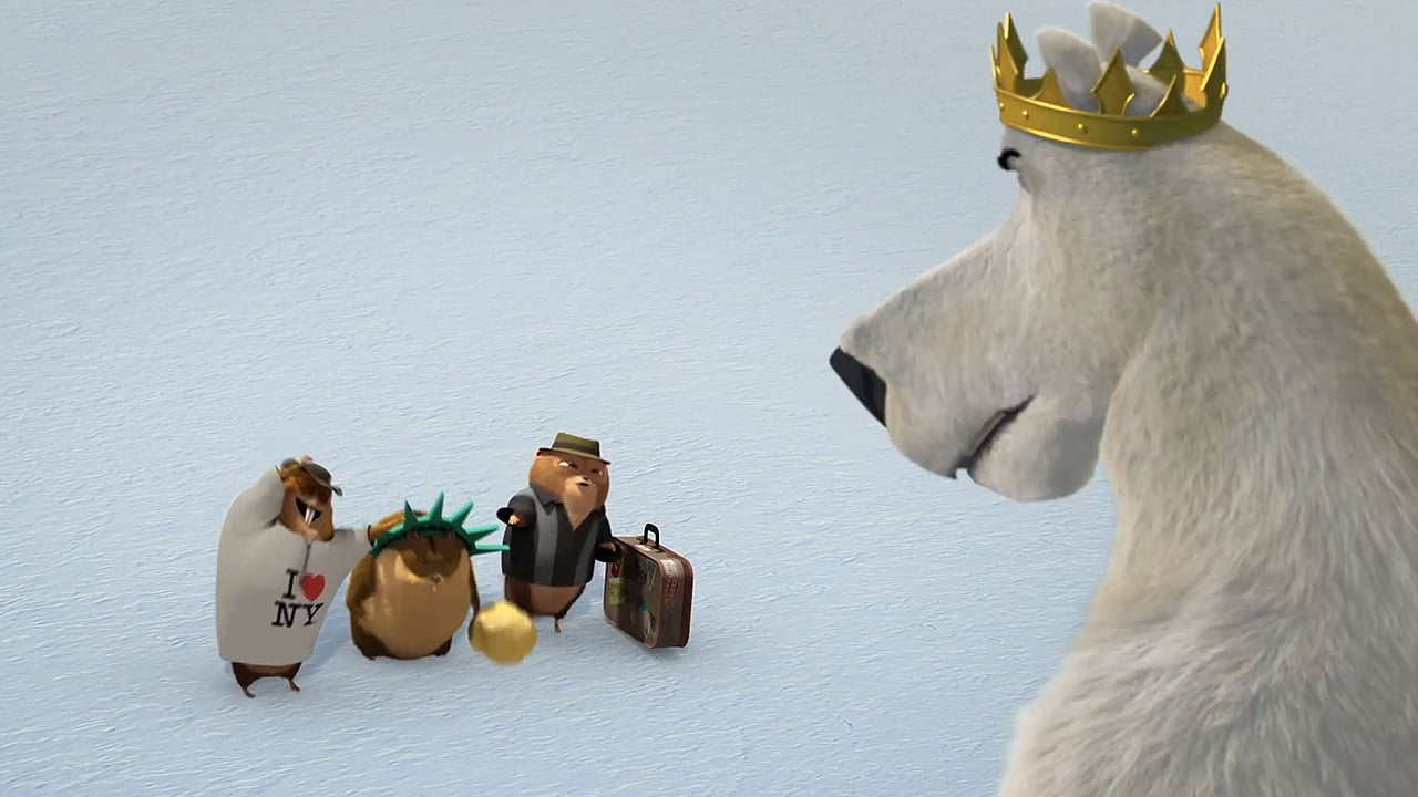 Ledová sezóna: Medvědi jsou zpět - Tržby a návštěvnost