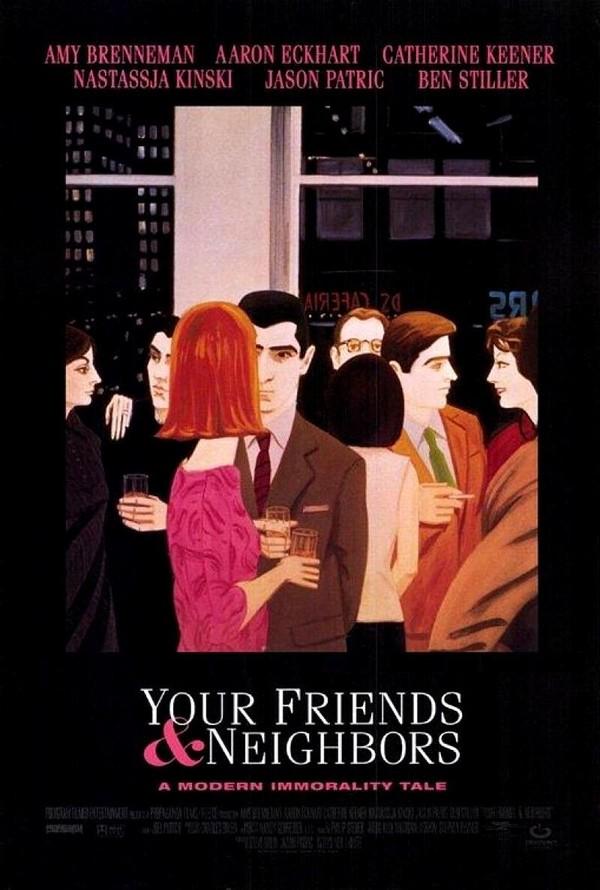Tví přátelé a sousedé online