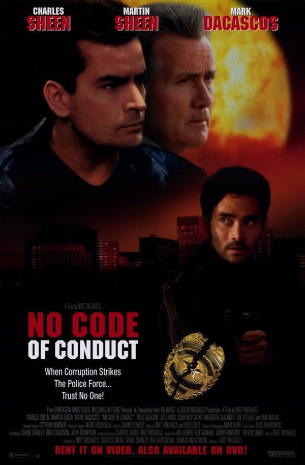 No Code of Conduct online