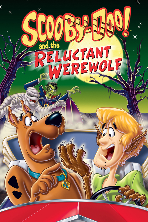 Scooby-Doo a nešťastný vlkodlak online