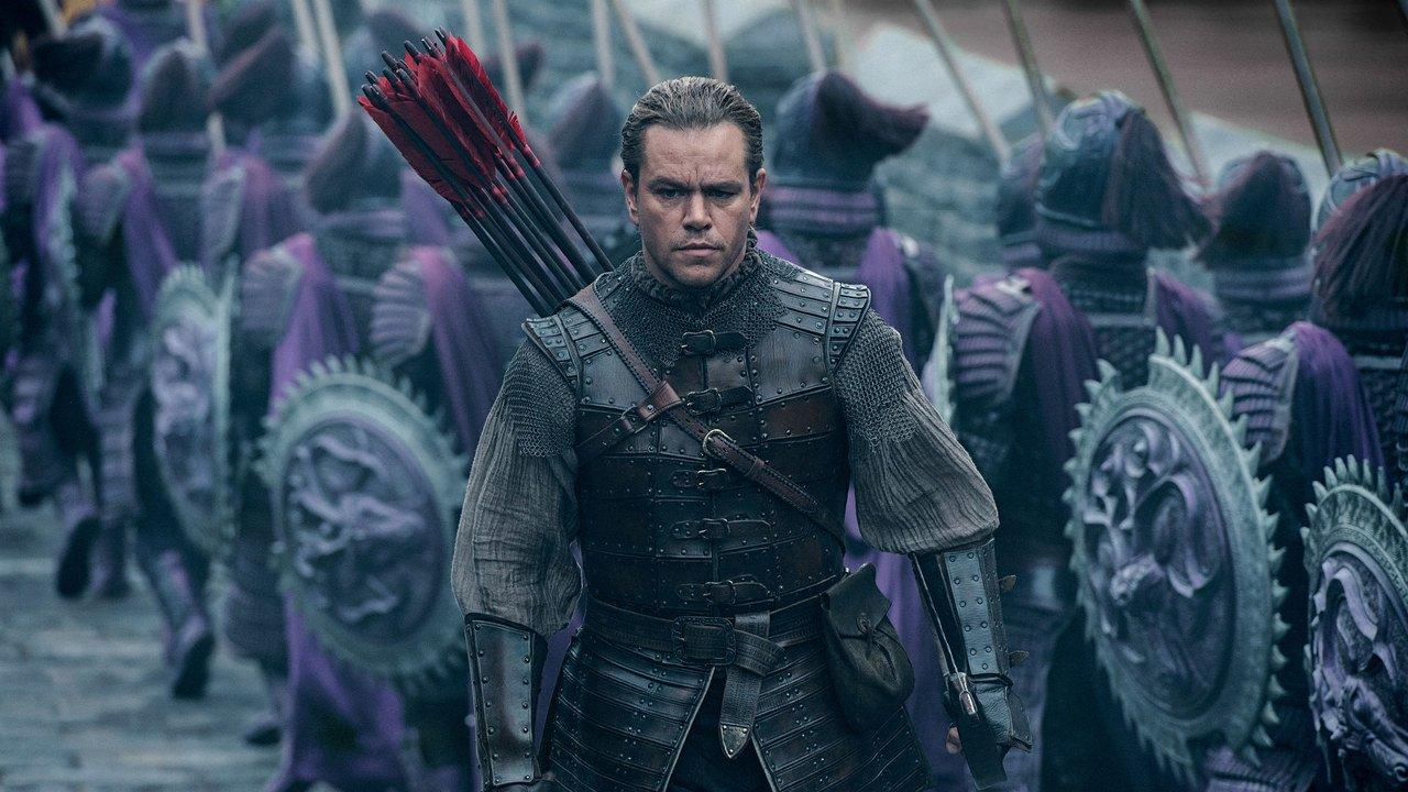 Ani Matt Damon a Čínská zeď nestačili na Anděla Páně