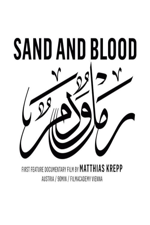 Krev a písek online
