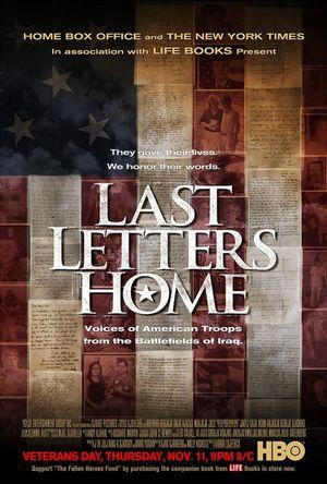 Poslední dopisy domů: Hlasy amerických vojáků z iráckých bojišť online
