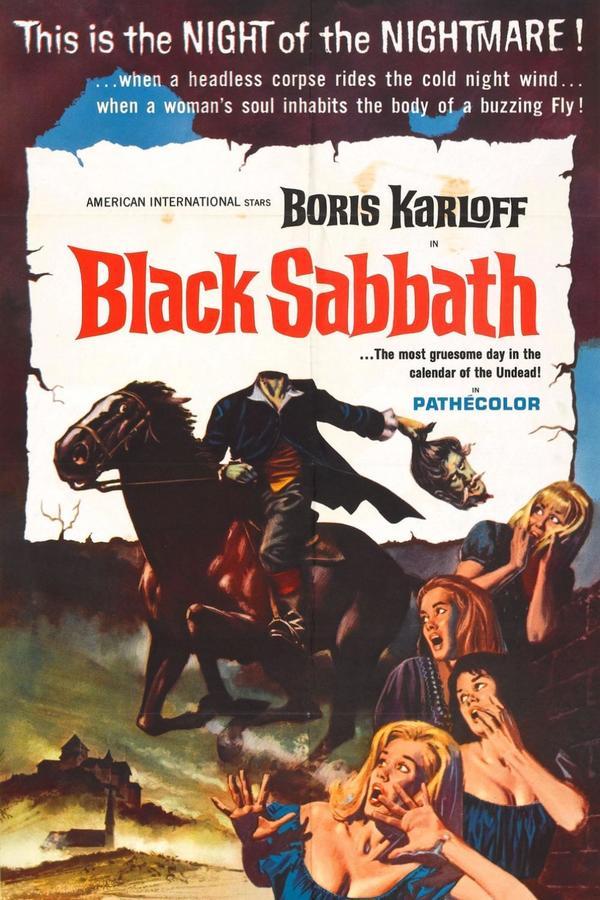 Black Sabbath online
