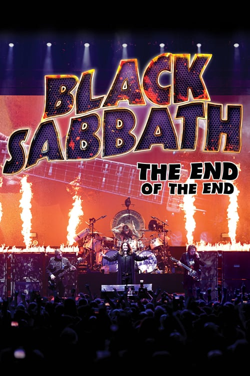 BLACK SABBATH - The End of the End - Tržby a návštěvnost