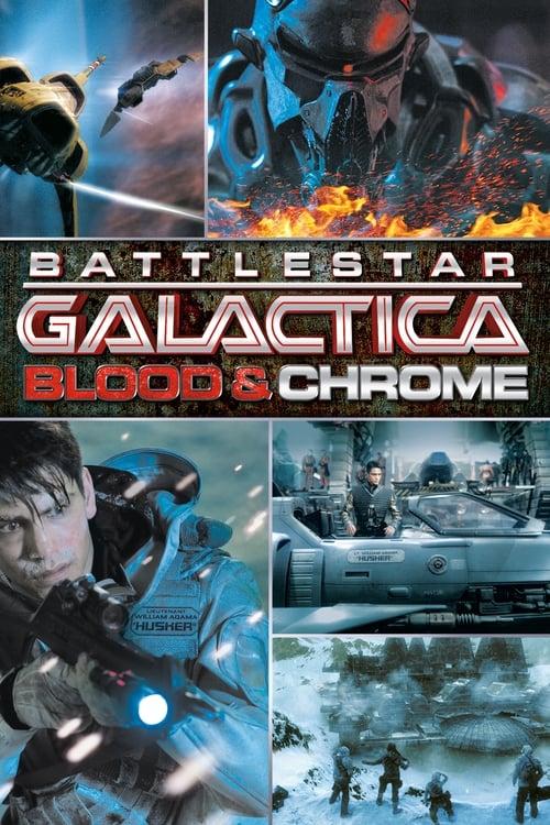 Battlestar Galactica  Blood & Chrome online
