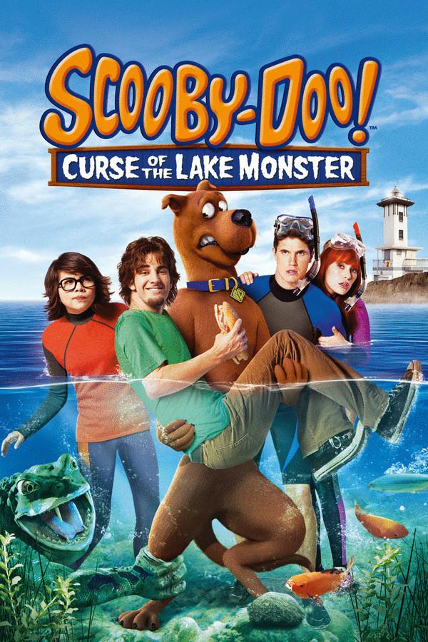 Scooby Doo! Prokletí nestvůry z jezera  online