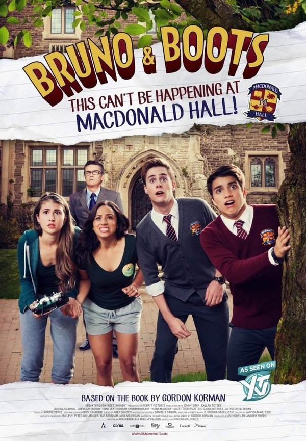 Bruno and Boots: This Can't Be Happening at Macdonald Hall online