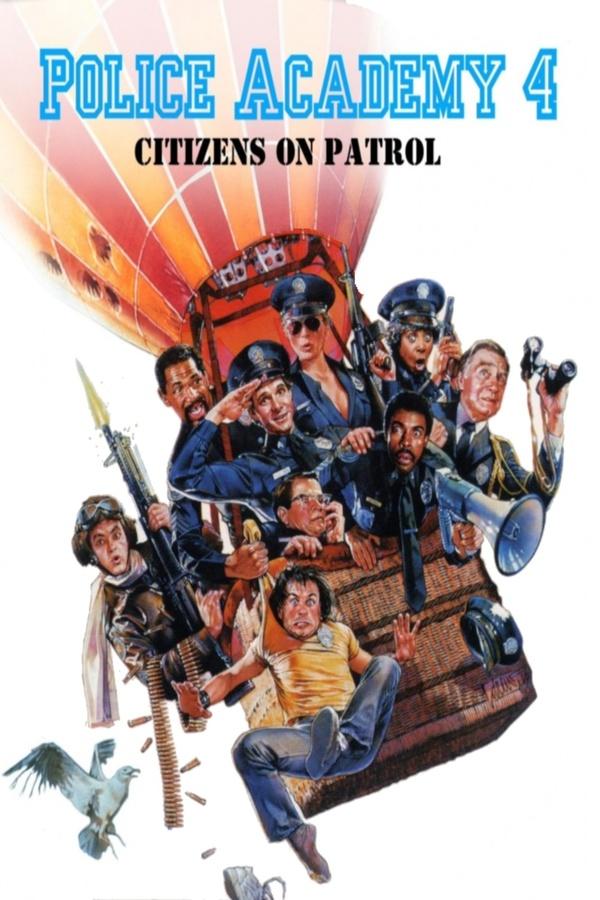Policejní akademie 4: Občanská patrola online