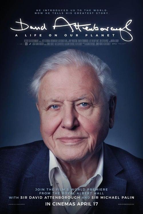 David Attenborough: Život na naší planetě online