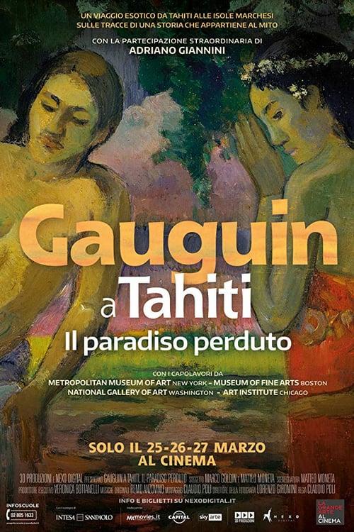 Gauguin na Tahiti - ztracený ráj online