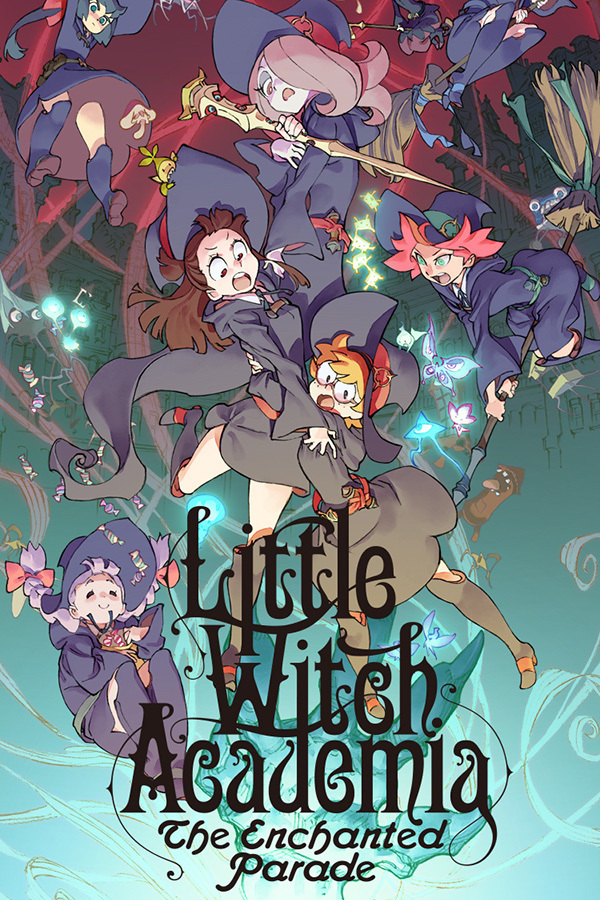 Little Witch Academia: The Enchanted Parade online
