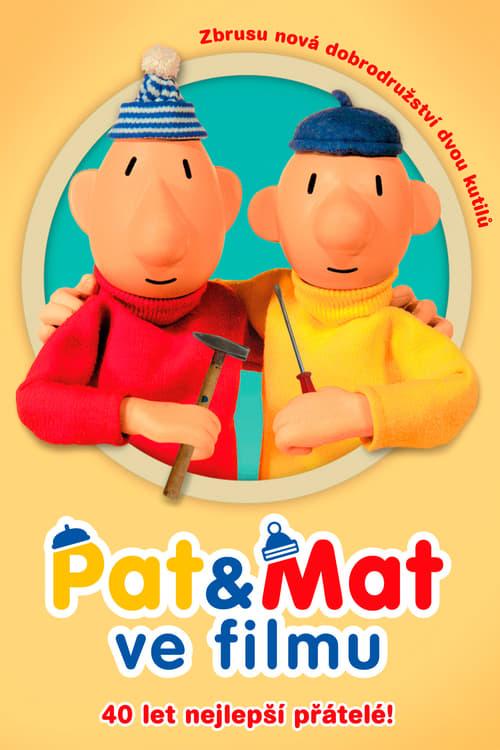 Pat a Mat ve filmu online