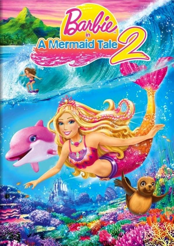 Barbie - Příběh mořské panny 2 online