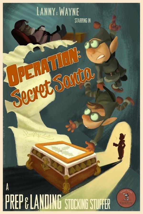 Prep & Landing: Operation Secret Santa online