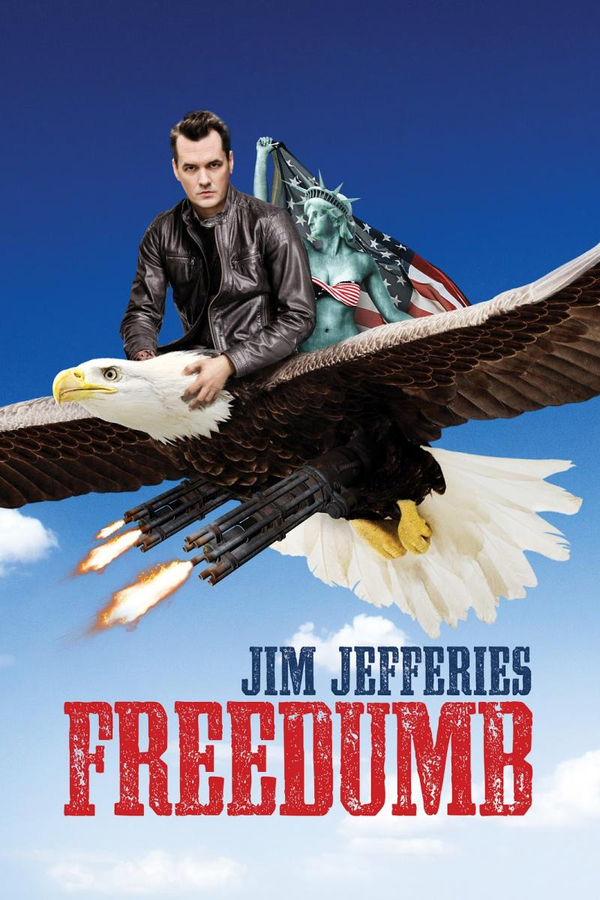 Jim Jefferies: Freedumb online