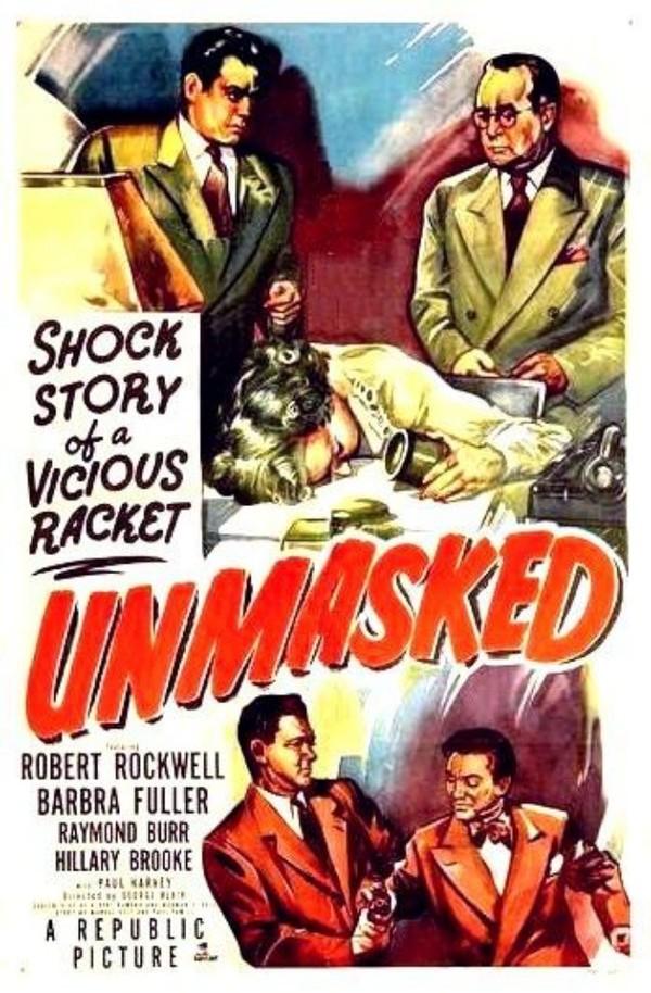 Unmasked online