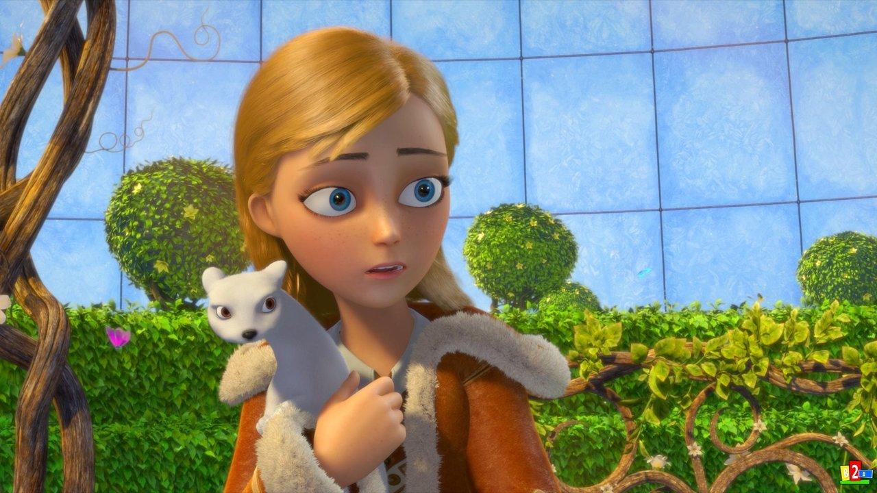 Sněhová královna online