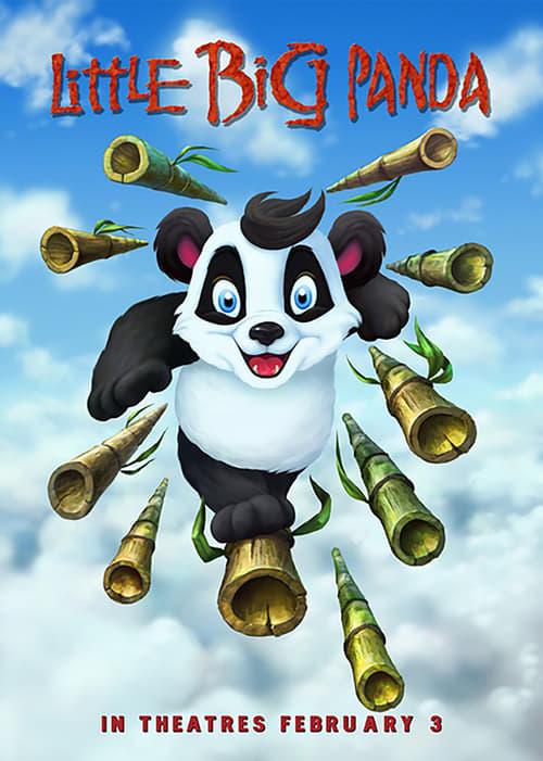 Malá velká panda online