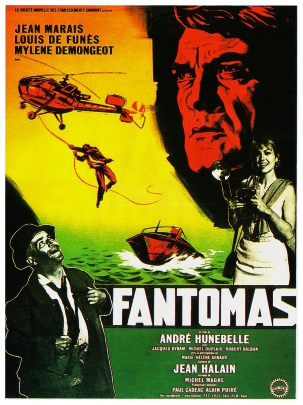 Fantomas - Tržby a návštěvnost