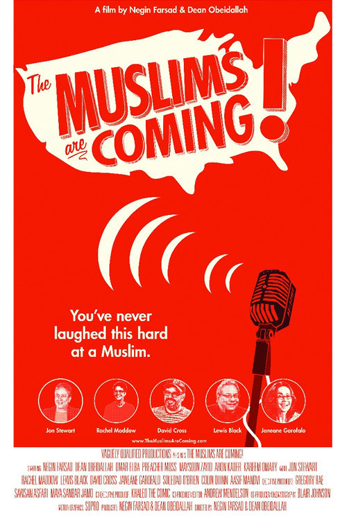 Muslims Are Coming!, The online