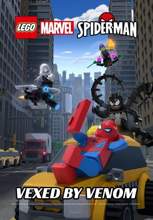 LEGO Marvel Spider-Man: Otrávený Venomem online