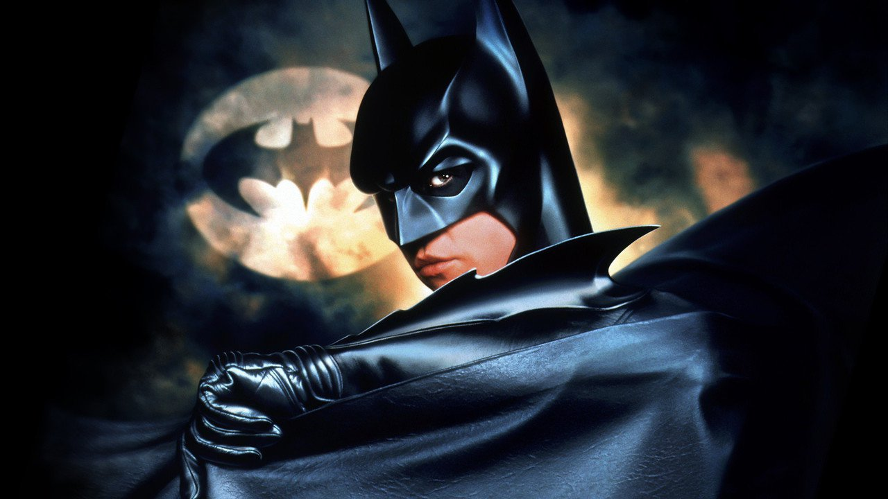 Batman navždy online