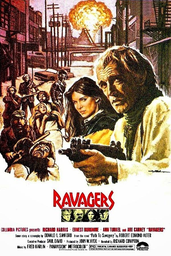 Ravagers online