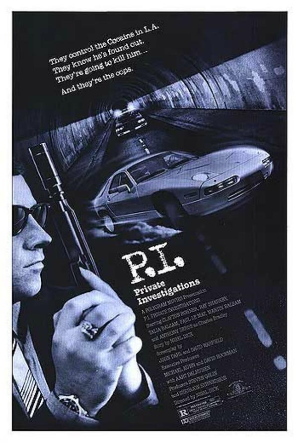 P.I. Private Investigations online