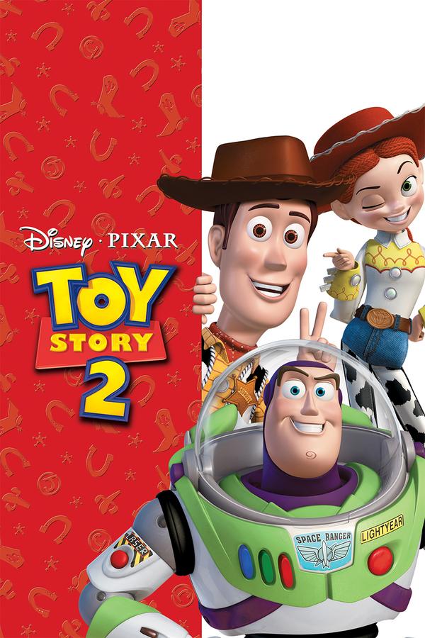 Toy Story 2: Příběh hraček online