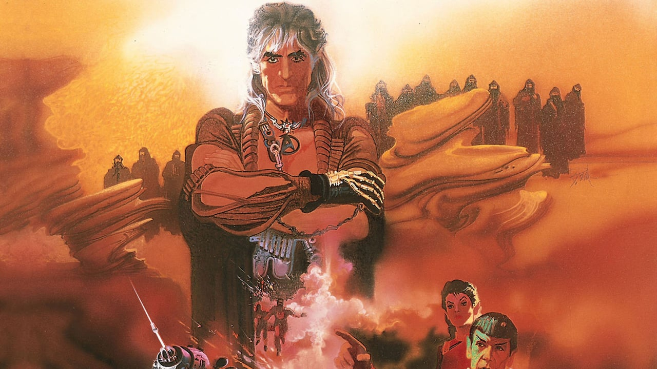 Star Trek II: Khanův hněv online