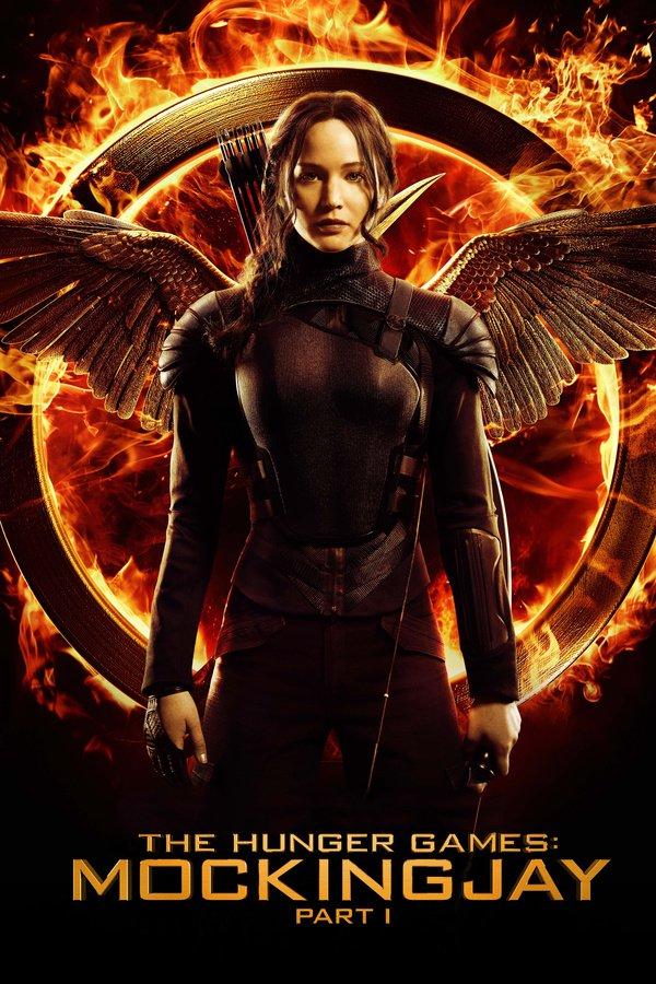 Hunger Games: Síla Vzdoru 1.část online