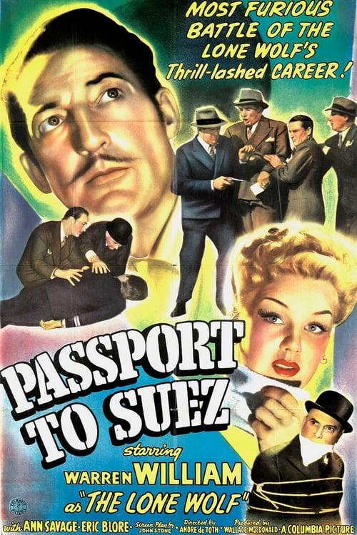 Passport to Suez online