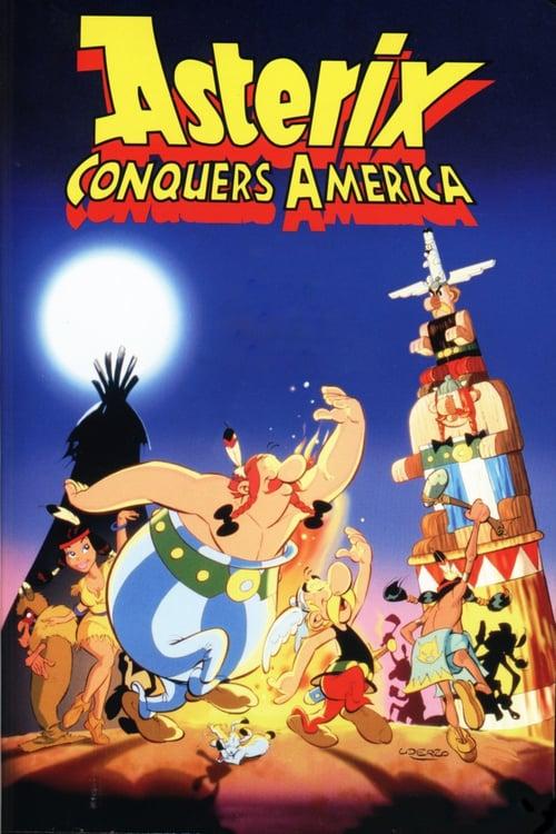 Asterix dobývá Ameriku online