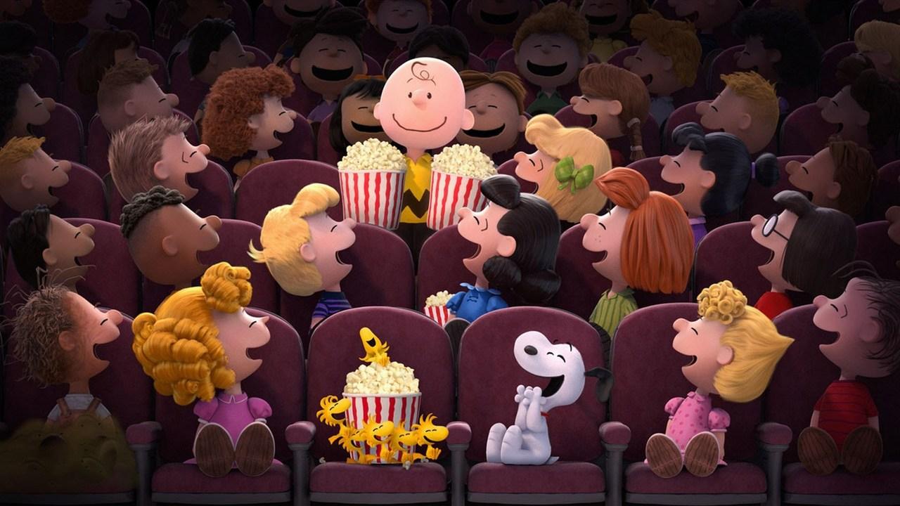 SNOOPY A CHARLIE BROWN. Peanuts ve filmu online