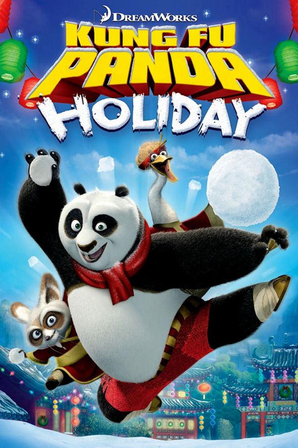 Kung Fu Panda: Holiday online