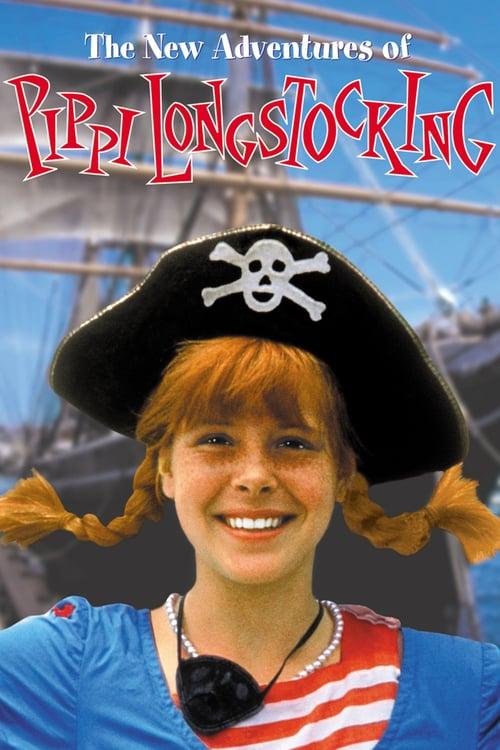 The New Adventures of Pippi Longstocking online