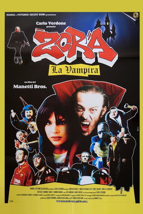 Zora la vampira online