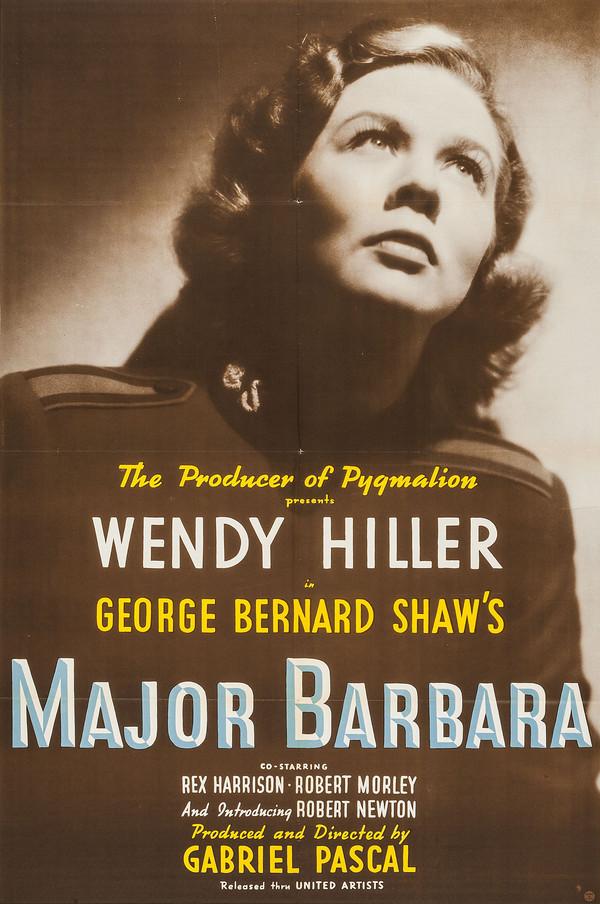 Major Barbara online